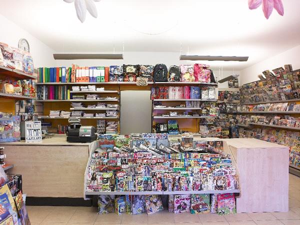Arredamento cartolerie edicole arredi cartoleria for Giornali di arredamento