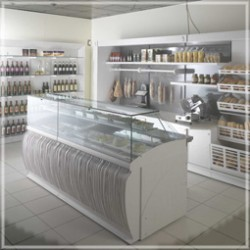 FURNITURES FOR FOOD STORES