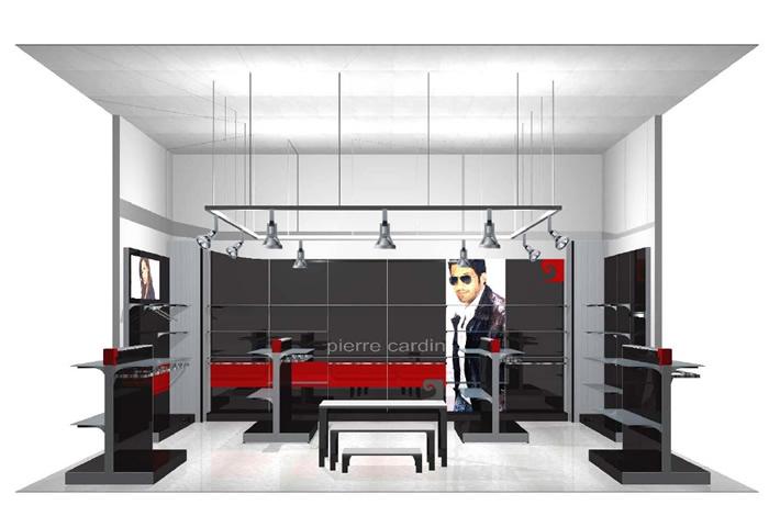 Progettazione for Arredamenti per negozi abbigliamento